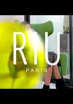 Prospectus Jacqueline Riu : Nouveautés Femme