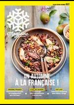 Promos et remises  : Un automne à la française!