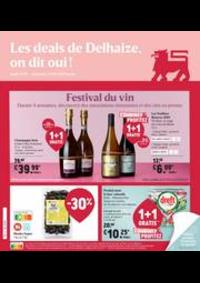 Promos et remises Supermarché Delhaize Laeken : Nouveau: Promotion de la semaine