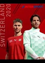 Catalogues et collections Intersport : Richtig Mitfeiern - Im Schweizer Trikot