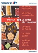 Prospectus  : Traiteur - Un buffet bien volontiers