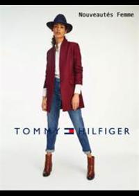 Prospectus TOMMY HILFIGER STORE LA REUNION : Nouveautes Femme