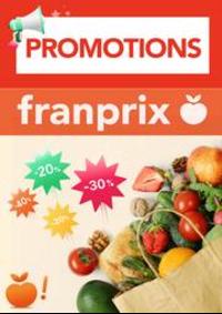 Prospectus Franprix PARIS 122-124 rue Mouffetard : Promotions Franprix