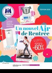 Prospectus M6 Boutique Rosny-sous-Bois C.C. Rosny 2 : Un nouvel Air de Rentrée