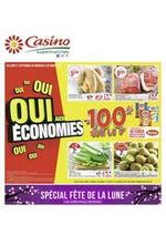 Prospectus Supermarchés Casino : Oui aux économies