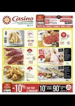 Prospectus Supermarchés Casino : Casino Supermarchés