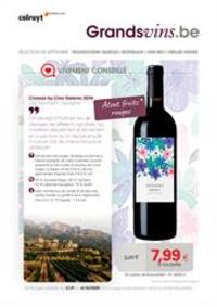 Prospectus Colruyt STALLE - UCCLE : Wijnrappel