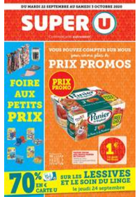 Prospectus Super U HERBLAY : Catalogue Super U