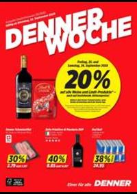 Prospectus DENNER Bern - Brunnmattstrasse : Denner Woche KW 39