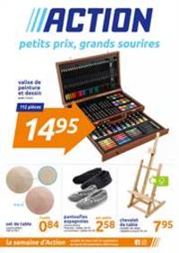 Prospectus Action Ivry-sur-Seine : Petits prix, grands sourires