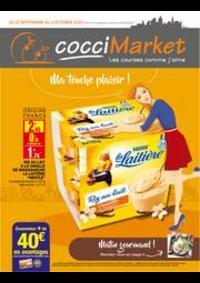 Prospectus CocciMarket MERY SUR OISE : Catalogue Coccimarket