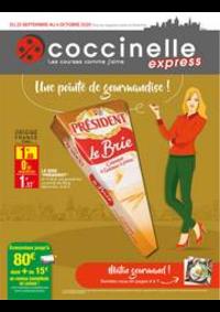 Prospectus Coccinelle Express ERMONT : Catalogue Coccinelle