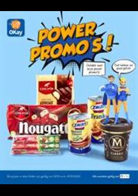 Prospectus OKay Supermarchés BRUGELETTE : Power Folder