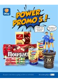 Prospectus OKay Supermarchés HUIZINGEN : Power Folder