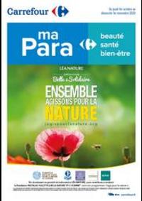 Prospectus Carrefour Drancy : Ma para - beauté, santé, bien-être