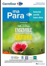Prospectus Carrefour : Ma para - beauté, santé, bien-être