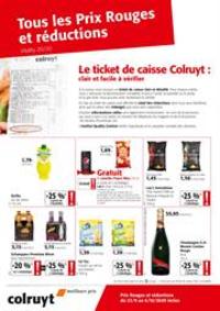 Prospectus Colruyt WOLUWE SAINT PIERRE : Tous les Prix Rouges et reductions