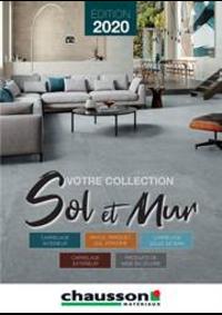 Prospectus Chausson Matériaux AULNAY SOUS BOIS : Votre collection Sol et Mur 2020