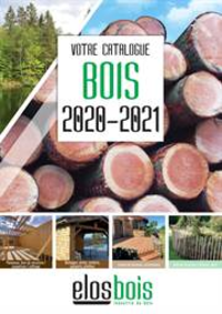 Prospectus Chausson Matériaux AULNAY SOUS BOIS : ELOSBOIS 2020/21
