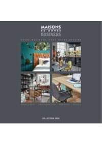 Prospectus Maisons du monde Claye Souilly : Business Collection 2020