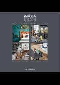 Prospectus Maisons du monde Illzach : Business Collection 2020