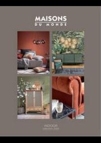 Prospectus Maisons du monde St Doulchard : Indoor Collection 2020