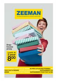 Prospectus Zeeman Bobigny : Promos Zeeman