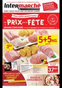 Prospectus Intermarché Hannut : Folder Intermarché