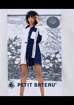 Catalogues et collections Petit Bateau : Robe Femme