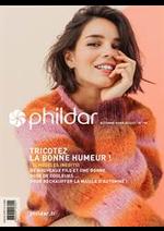 Prospectus Phildar : Automne Hiver Femme 20-21