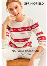 Catalogues et collections Springfield : Nouvelle collection Femme