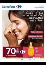 Promos et remises Carrefour : Beauté - Réchauffez votre hiver