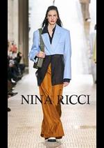 Prospectus Nina Ricci : Collection Hiver Femme