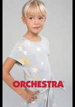 Prospectus Orchestra : Robe Fille