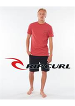 Prospectus Rip Curl : Collection T-Shirts / Homme