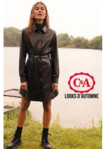 Prospectus C&A : Looks d'automne