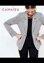 Catalogues et collections Camaieu : Les Coordonnables