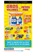Promos et remises  : Gros Volumes, Petits Prix - Neydens