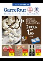 Promos et remises Carrefour : folder Carrefour