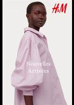 Catalogues et collections H&M : Nouvelles Arrivees