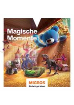 Prospectus  : Migros Geschenkbuch 2020