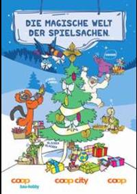 Prospectus Coop Brico+Loisirs Bern : Die magische Welt der Spielsachen 2020