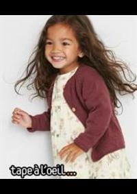 Prospectus Tape à l'oeil LA CHAPELLE SAINT AUBIN : Nouveautés Enfant