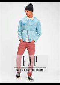 Prospectus Gap CRÉTEIL : Men's Jeans Collection