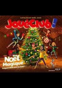 Prospectus JouéClub NIMES : Noël Magique