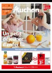 Prospectus Auchan ISSY LES MOULINEAUX : Un petit déjeuner d'enfer