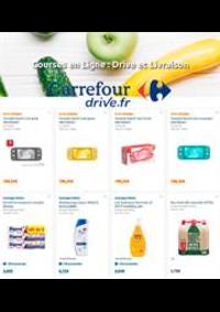 Prospectus Carrefour Drive NIMES : Offres Carrefour Drive