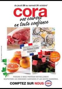 Prospectus Cora ARCUEIL : Catalogue Cora