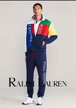 Prospectus RALPH LAUREN : Nouveautés / Homme
