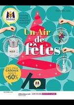 Prospectus M6 Boutique : Un Air de fêtes